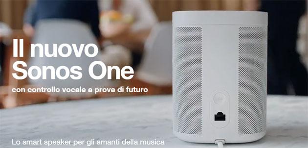 Google Assistant su Sonos entro fine anno