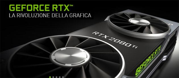 Nvidia GeForce RTX, il 'Santo Graal' della computer grafica