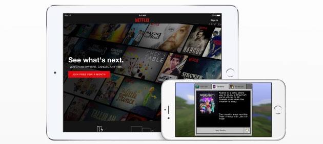 Netflix toglie la fatturazione tramite iTunes per non pagare a Apple commissioni sugli abbonamenti in-app