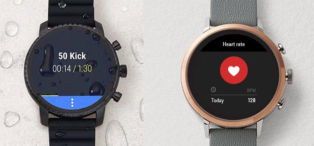Fossil lancia Q Venture HR e Q Explorist HR di 4a generazione con GPS e lettore di frequenza cardiaca