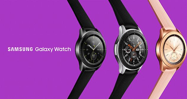 Samsung Galaxy Watch con batteria che dura oltre 80 ore e 4G LTE opzionale in Italia da 309 euro
