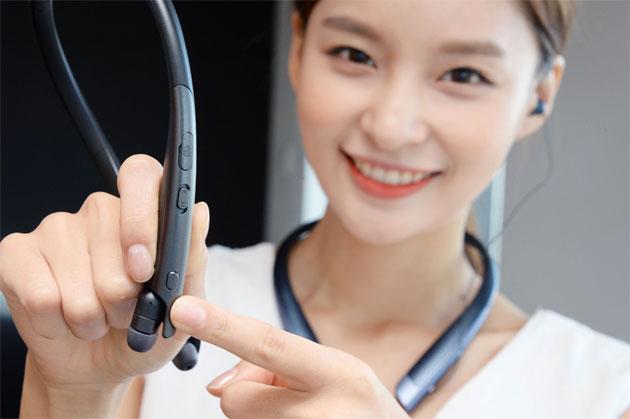 LG annuncia gli auricolari wireless TONE Platinum SE con Google Assistente e Ultra SE con altoparlante esterno