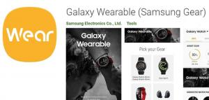 Samsung Gear diventa Galaxy Wearable