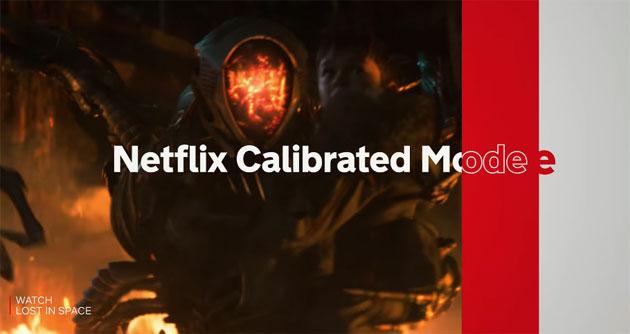 Netflix presenta la Modalita' Calibrata sviluppata da Sony per offrire immagini da studi di produzione cinematografica