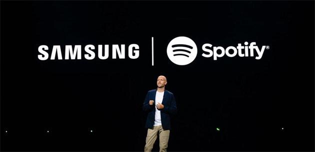 Spotify e Samsung partner per una esperienza di ascolto senza interruzioni tra dispositivi