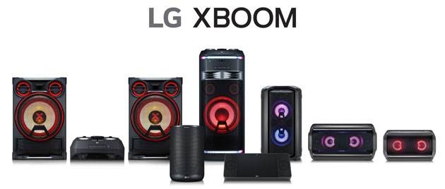 LG a IFA con nuovi dispositivi audio XBOOM tra cui lo Smart Display WK9