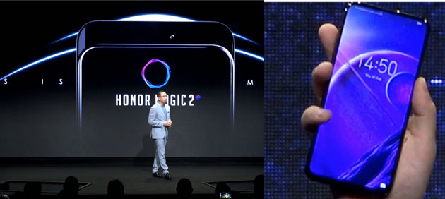 Honor Magic 2 anticipato a IFA 2018