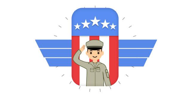 Google aiuta i veterani a trovare lavoro nella vita civile