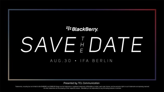BlackBerry Key2 LE, eccolo nelle foto stampa. Annuncio il 30 agosto a IFA