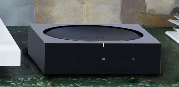 Sonos Amp, nuovo hub per l' audio di casa con Apple AirPlay 2