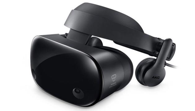 Samsung Odyssey+ arriva con realta' mista di Microsoft e SteamVR