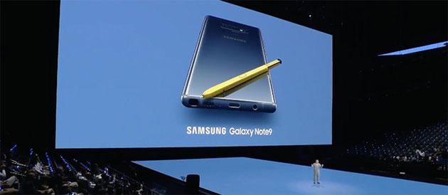 Samsung Galaxy Note9 supera S9 in preordini