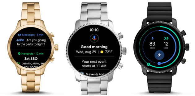 Google Wear OS H, disponibile la versione 2.3