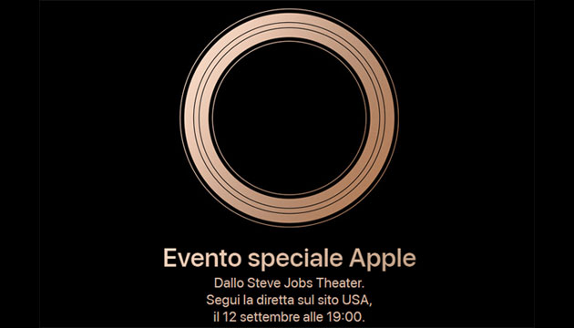 Apple annuncia iPhone Xs, Xs Max e Xr e Watch Series 4: le novita' dal Keynote del 12 settembre 2018