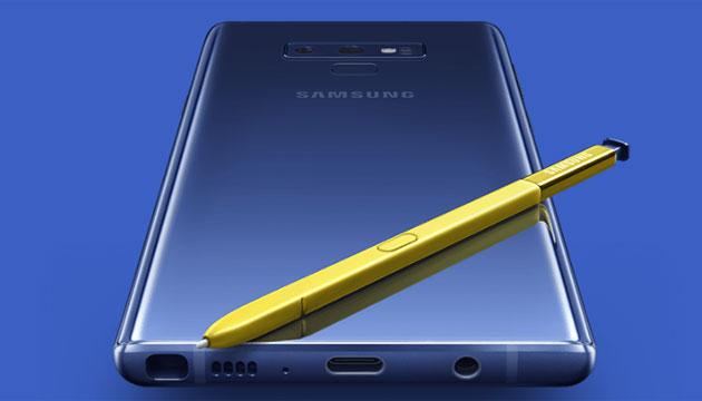 Samsung: il Galaxy Note9 ha una batteria sicura e le vendite potrebbero superare quelle del Galaxy Note8