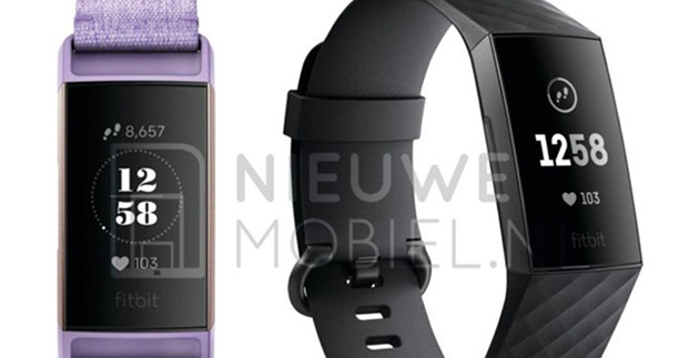 Foto Fitbit Charge 3, prime specifiche e immagini del wearable atteso a IFA 2018