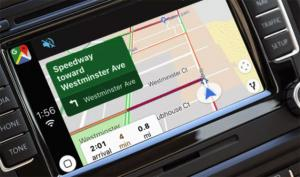 Google Maps in Apple CarPlay grazie a iOS 12