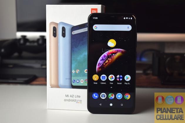 Recensione Xiaomi Mi A2 Lite, il vero Best Buy Android One