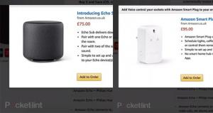 Amazon pronta ad annunciare il subwoofer Echo Sub, Smart Plug e altri device