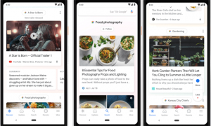 Google Feed diventa Discover