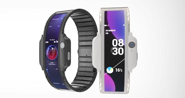 Nubia Alpha, uno smartphone a forma di orologio