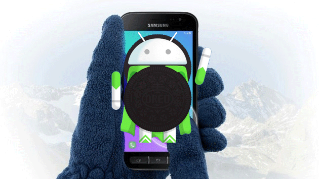 Samsung Galaxy Xcover 4 si aggiorna con Android 8.1 Oreo