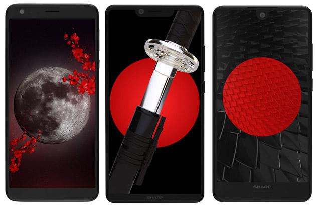 Sharp con B10, Aquos C10 e Aquos D10 torna nel mercato degli smartphone in Europa