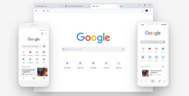 Google Chrome tutto nuovo per i suoi 10 anni: le novita'