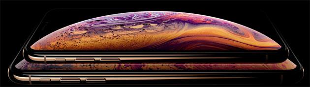 Foto iPhone XS e XR, vendite iniziali scarse con domanda prevista a calare