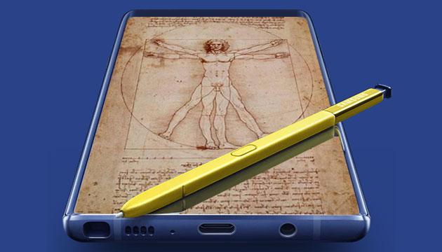 Samsung Galaxy Note10 'Da Vinci' atteso con display da 6,66 pollici