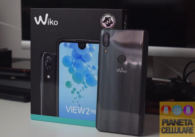 Recensione Wiko View 2 Pro, al giusto prezzo va considerato