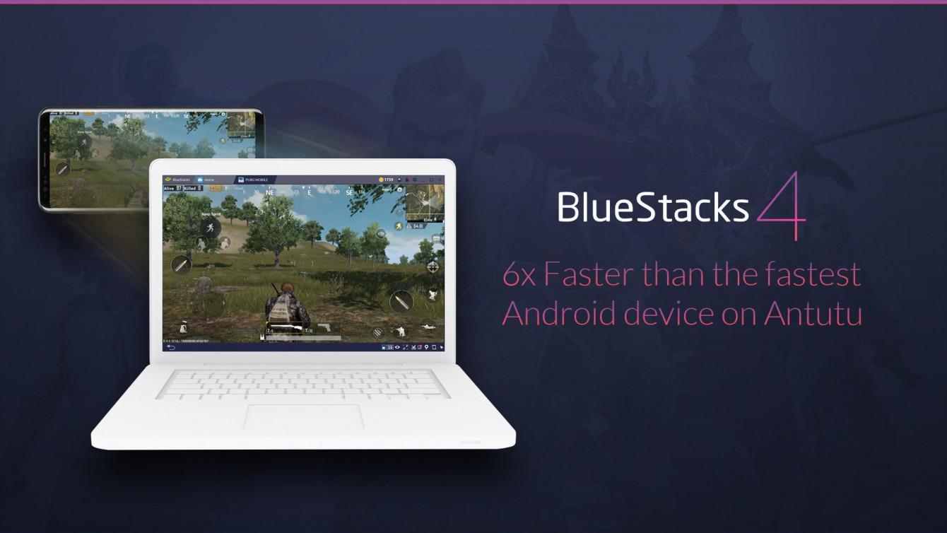BlueStacks lancia BlueStacks 4 nuova versione Emulatore per Android per Pc