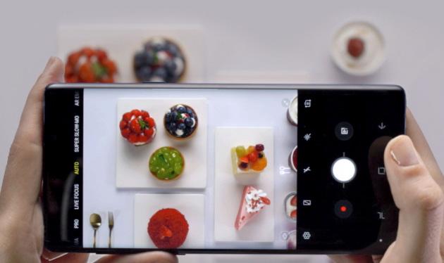 Galaxy Note9, Samsung migliora la fotocamera con Scene Optimizer
