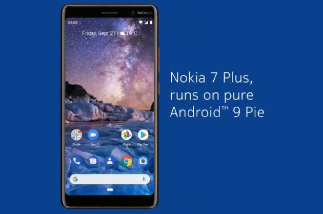 Android 9 Pie sui telefoni Nokia esistenti, distribuzione iniziata da Nokia 7 Plus