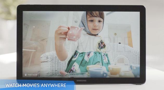 Samsung Galaxy View 2, maxi-tablet da 17.5 pollici in arrivo
