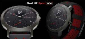 Withings Steel HR Sport, smartwatch ibrido con quadrante analogico e display OLED