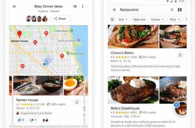 Google Maps aiuta a pianificare eventi di gruppo: come fare