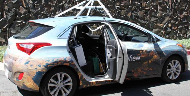 Google Air View, le auto di Street View ora misurano la qualita' dell' aria