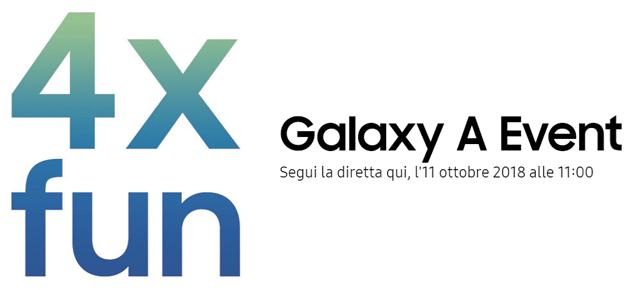 Galaxy 4x fun, Samsung annuncia nuovo dispositivo in ottobre