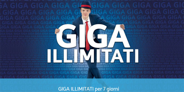 TIM Party regala Giga Illimitati per 7 giorni