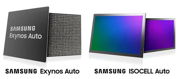 Samsung con Exynos Auto e ISOCELL Auto progetta soluzioni per il settore automobilistico