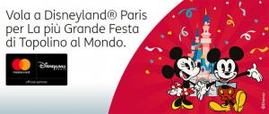 TIM Pay regala un weekend a Disneyland Paris per la Festa dei 90 anni di Topolino