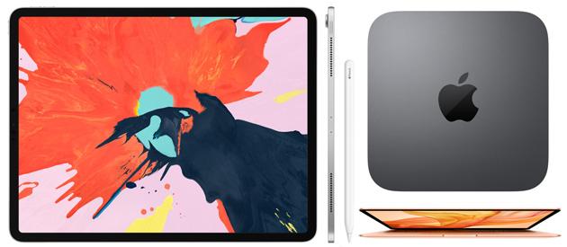 Apple annuncia iPad Pro, MacBook Air e MAC mini edizioni 2018
