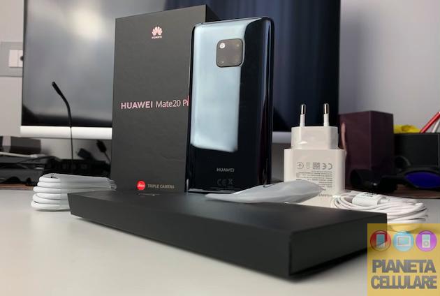 Recensione Huawei Mate 20 Pro, ancora un passo in avanti