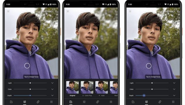Google Foto, arrivano Top Shot e nuovi strumenti per modificare gli sfondi