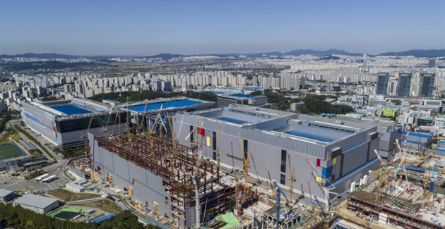 Samsung produce chipset a 7 nanometri EUV