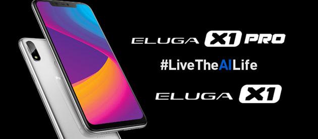 Panasonic lancia Eluga X1 e Eluga Z1, con versioni Pro, con doppia fotocamera