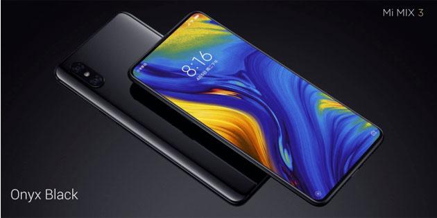 Xiaomi Mi Mix 3 in Italia entro Gennaio 2019: video anteprima del telefono con 4 fotocamere, anche a scomparsa, e fino a 10GB di RAM