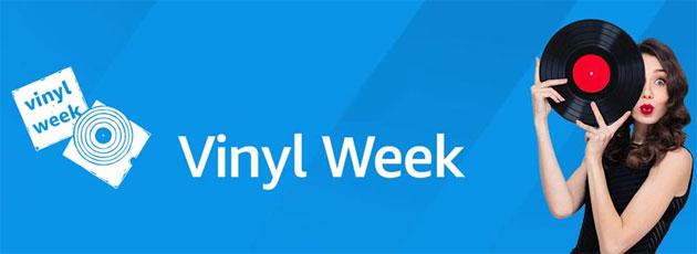 Amazon Vinyl Week 2018, sette giorni pensati per i cultori del disco nero