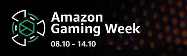 Amazon Gaming Week 2018 Parte 2 dal 8 al 14 Ottobre